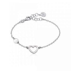 Pulseira Majorica Heart [16390.01.2.000.010.1]