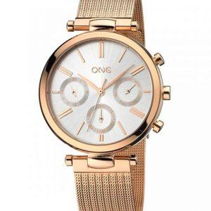 Relógio One Impressive [OL8497RR92L]