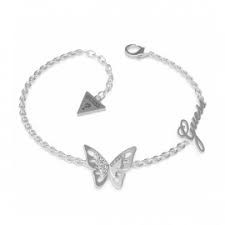 Pulseira Guess Butterfly Charm [UBB70115-S]