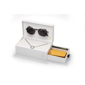 Sunglasses One Unique Box [OSBMS4572GPC321H]